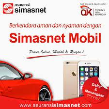 Asuransi perjalanan Simasnet